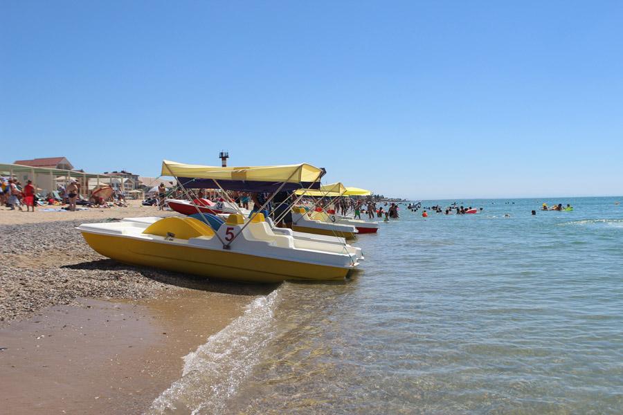 Жилье в городе Саки у моря фото